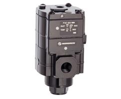 Клапани за мек старт/аварийно изпескане P74F